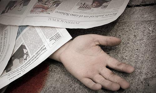 Imagen de la campaña por la Libertad de Expresión de la WAN en 2007