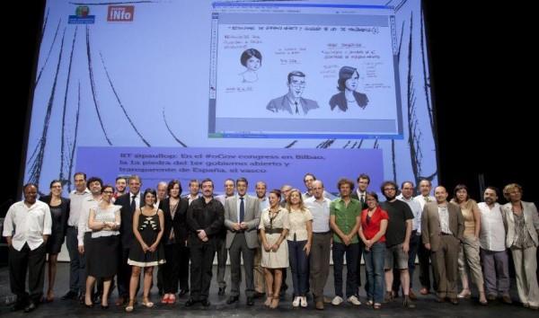 El reloj de arena del Open Government ya corre en Euskadi
