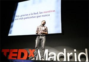 Edición colectiva de la realidad con Fixmedia en el TEDx