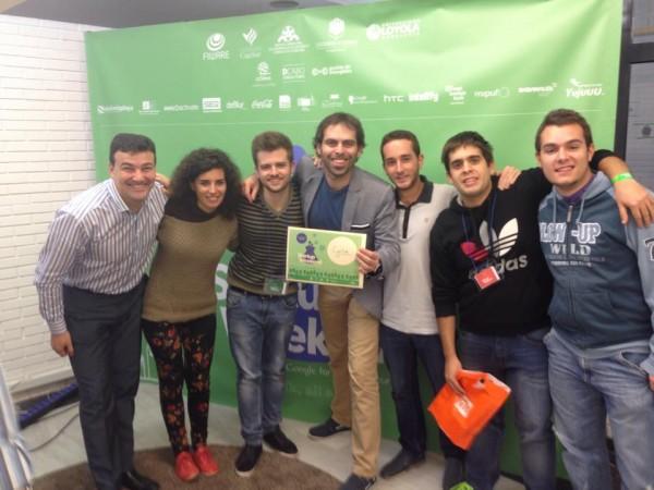 Startup Weekend: 54 horas para crear Cycla de la nada y ganar un premio